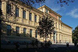 Kungliga bibliotekets byggnad