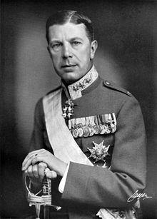 Kronprins Gustaf (VI) Adolf av Sverige före tröntillträdet