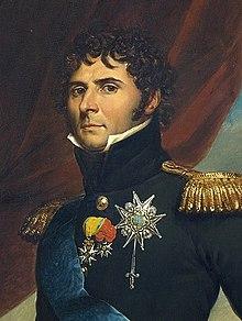 Kung Karl XIV Johan av Sverige / Karl III Johan av Norge (av Fredric Westin)