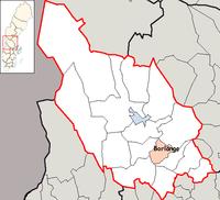 Borlänge kommun i Dalarnas län