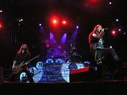 Hammerfall på Masters of Rock 2007