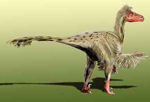 DromaeosaurusTeckning av ArthurWeasley