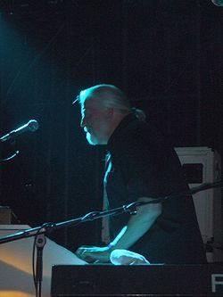 Jon Lord live 2007.