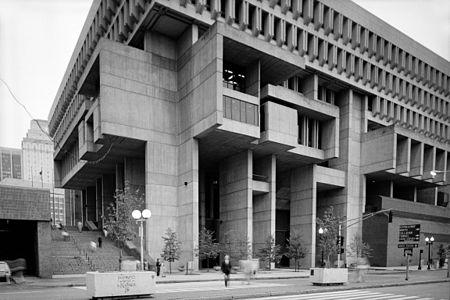 Bostons stadshus.