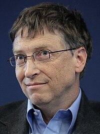 Bill Gates in WEF ,2007.jpg
