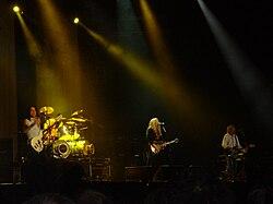Thin Lizzy live i Birmingham 2007