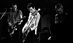 The Clash i Oslo 1980