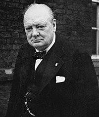 Winston Churchill 1943