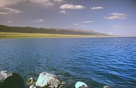 Qinghaisjön.