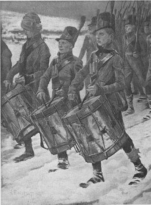 Björneborgarnas marsch svartvit.jpg