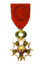 Hederslegionens kors för officer-graden