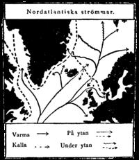 Nordatlantiska strömmar, Nordisk familjebok.png