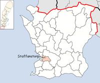 Staffanstorps kommun i Skåne län