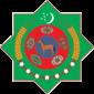 Turkmenistans statsvapen