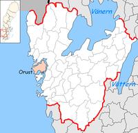 Orusts kommun i Västra Götalands län