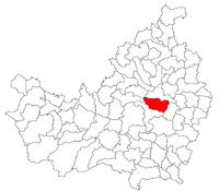 Location of Jucu
