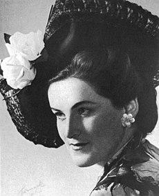 Birgit Nilsson, 1948.