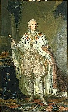 Kung Adolf Fredrik av Sverige