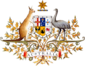Australiens statsvapen