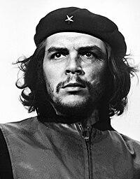 Che Guevara, fotografi av Alberto Korda (1960)