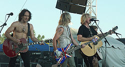 Def Leppard live 2007