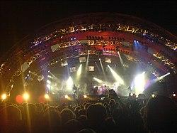 Tool under Roskildefestivalen, 2006