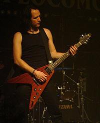 Niklas Sundin, Dark Tranquillity 2007