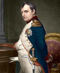 Napoleon I av Frankrike, målad av Evert A. Duykinc
