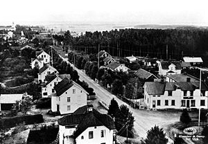 Kumla år 1920