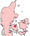 Odense Denmark location map.png