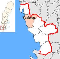 Varbergs kommun i Hallands län