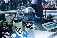 Didier Pironi i Monaco F2, 1977