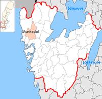 Munkedals kommun i Västra Götalands län