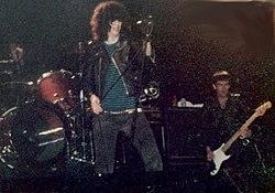 Ramones live i Seattle 1983.