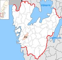Ale kommun i Västra Götalands län