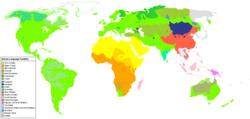 Human Language Families (wikicolors).png