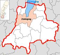 Jönköpings kommun i Jönköpings län