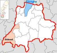 Gislaveds kommun i Jönköpings län
