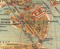 Stockholm Gamla stan map 1910.jpg
