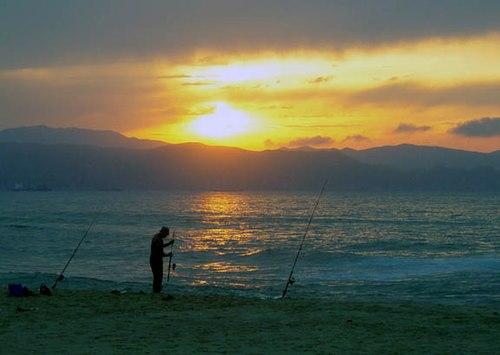 Fishing at sunset.jpg