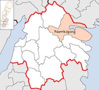 Norrköpings kommun i Östergötlands län