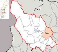 Falu kommun i Dalarnas län