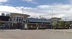 Åre Östersunds Airport