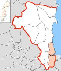 Gävle kommun i Gävleborgs län