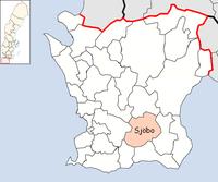 Sjöbo kommun i Skåne län