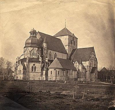 Nidarosdom 1857.jpg