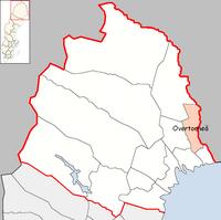 Övertorneå kommun i Norrbottens län