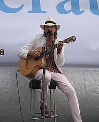 Wille Crafoord live, 11 augusti 2006.