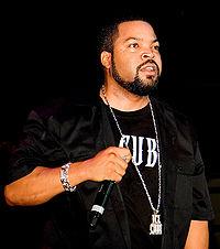 Ice Cube under en konsert i Toronto, 2006.