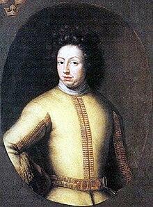 Kung Carl XI av Sverige